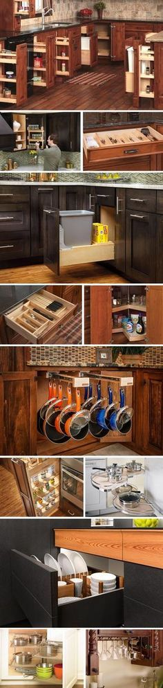 Kitchen Organizer Products at CabinetParts Upgrade your home with new kitchen organizers and more