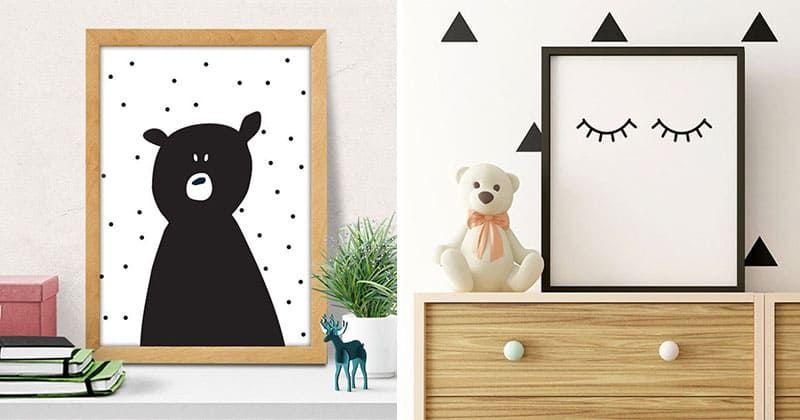 Hal Ini memberikan mereka sesuatu untuk tertidur sekaligus menambahkan elemen desain untuk hunian Berikut adalah 15 ide dekorasi dinding kamar anak anak