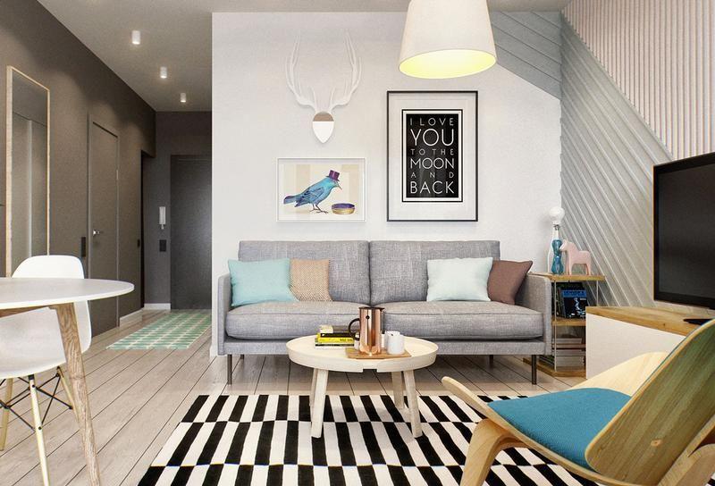Dekorasi Hiasan Dalaman Terbaik Ruang Tamu Rumah Kayu Terhebat 11 Trik Apik Untuk Kamu Yang Punya Ruang Tamu Kecil