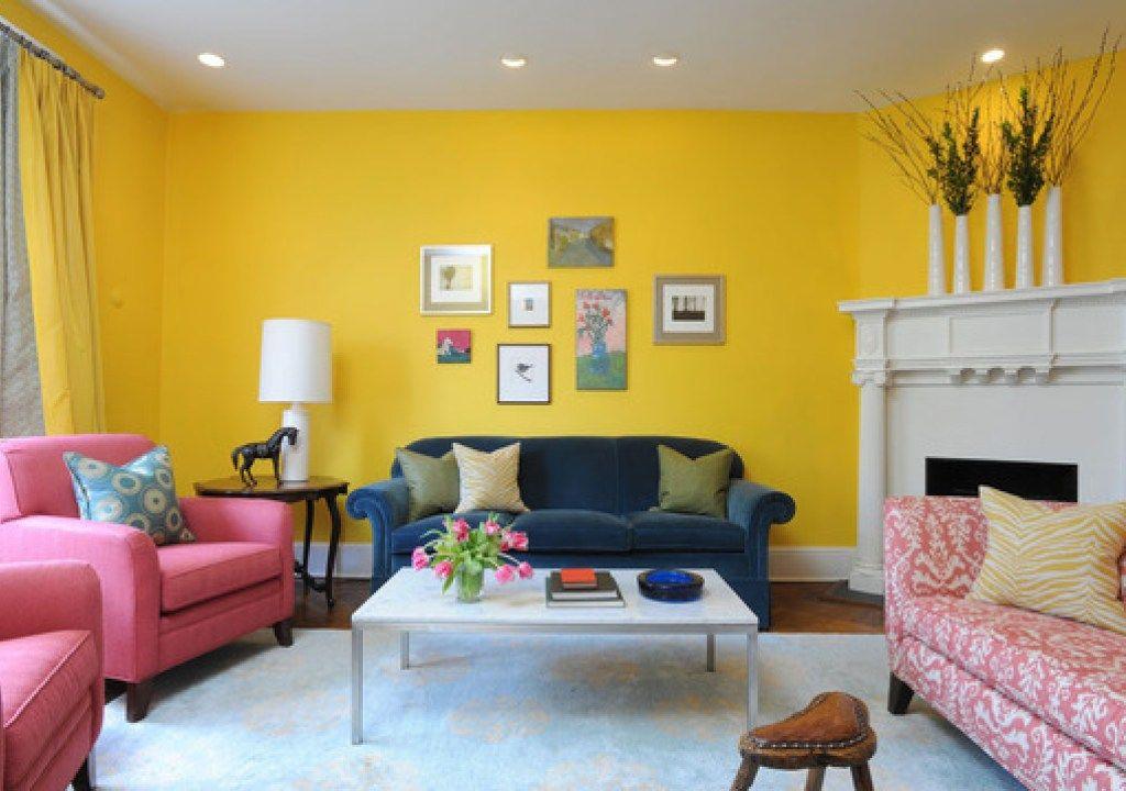 Dekorasi Hiasan Dalaman Terbaik Rumah Pangsa Menarik 10 Warna Cat Dinding Ruang Tamu Yang Sempit Agar Tampak Luas