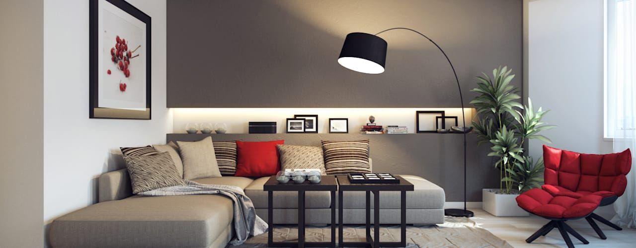 Ruang Keluarga by Design Studio Details
