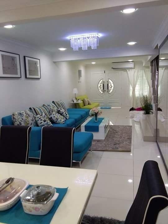 Hiasan Dalaman Rumah Banglo Mewah Terbaik Renovasi Rumah Teres Kos Rendah Kepada Dekorasi Mewah Dan Moden