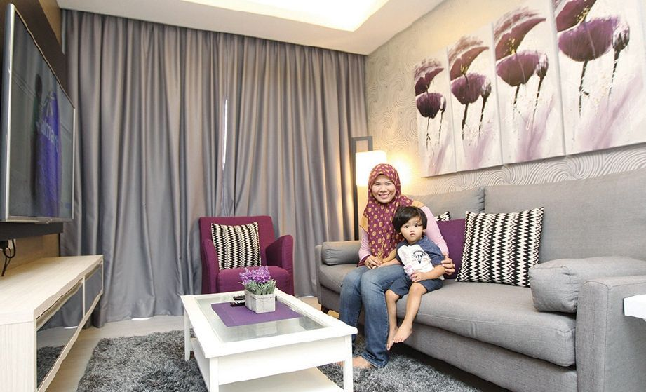 Hiasan Dalaman Apartment Moden Kontemporari Dekorasi Terkini