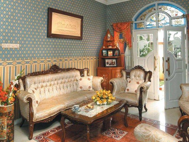 Dekorasi Hiasan Dalaman Terbaik Rumah Teres Kecil Menarik Gambar Ruang Tamu Minimalis Terbaru Desain Rumah Modern