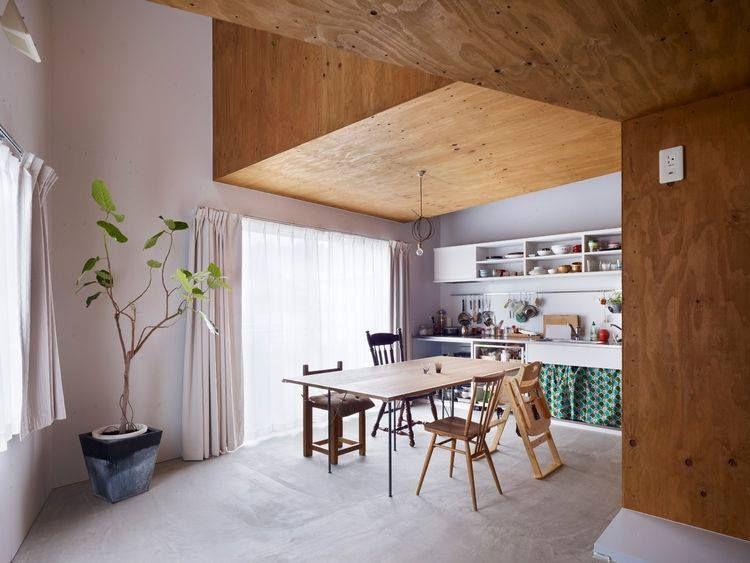 Dekorasi Hiasan Dalaman Terbaik Rumah Teres Kecil Power 10 Rekaan Dapur Sempit Yang Ringkas Dapur Dekor Impiana