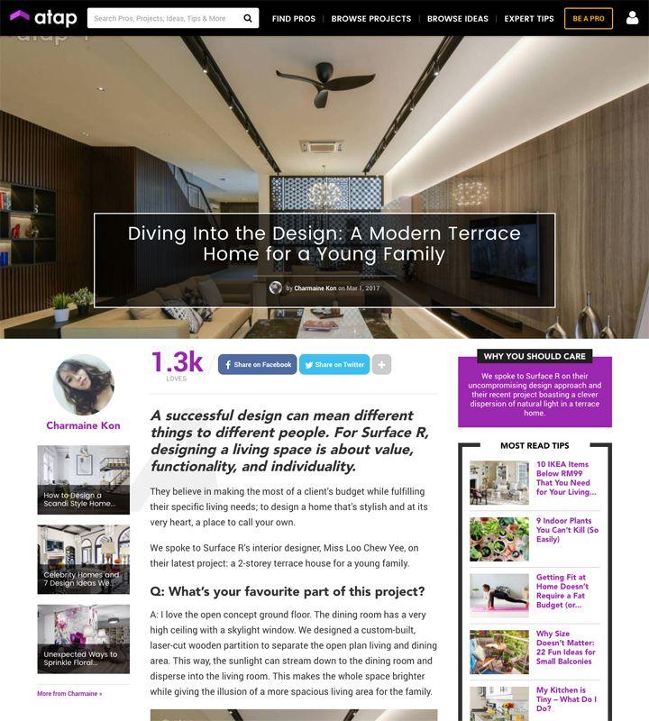 Dekorasi Hiasan Dalaman Terbaik Rumah Tradisional Melayu Menarik atap Co Permudah Pereka Bentuk Dalaman & Pemilik Hartanah Wujudkan