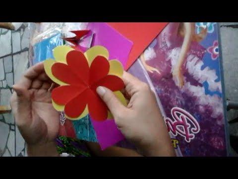 Cara Membuat Hiasan Origami Untuk Dinding