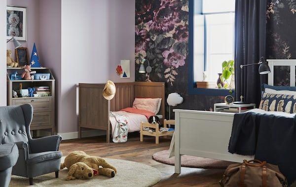 Susun atur Bilik Tidur Ikea Berguna Idea Reka Bentuk Untuk Berkongsi Bilik Tidur Dengan Bayi Ikea