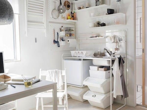 Lengkapi dapur mini anda