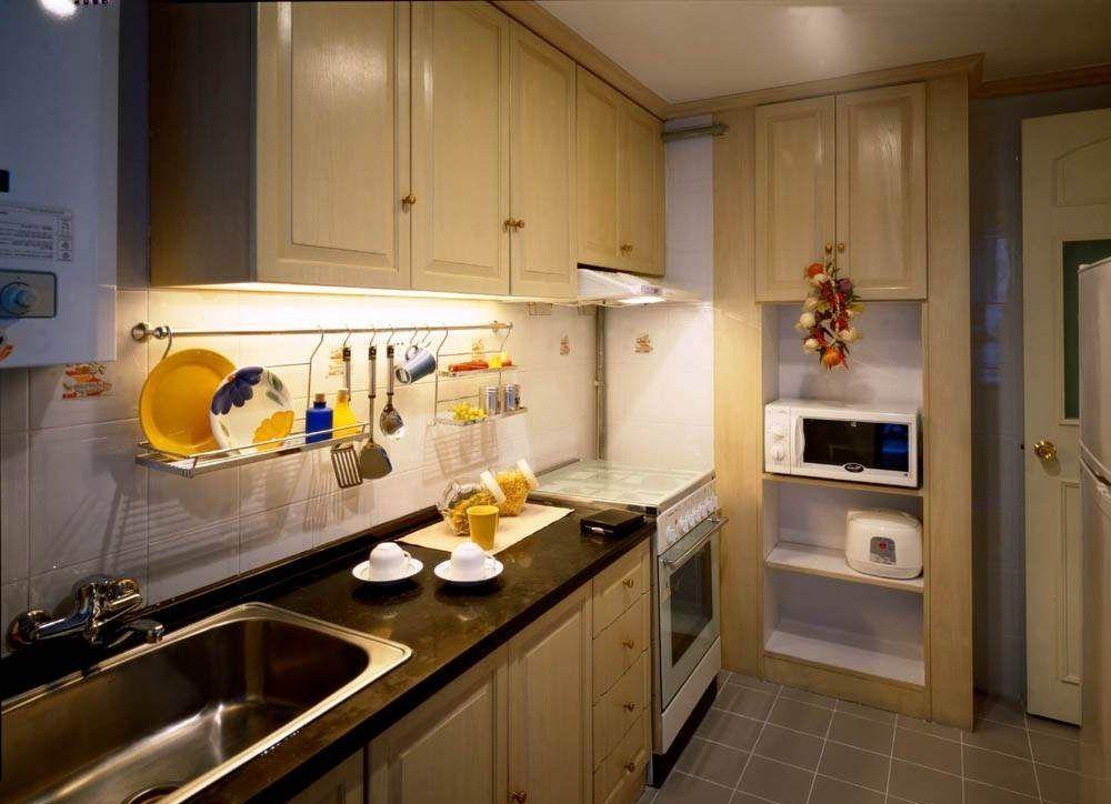 Susun atur Dapur Kecil Terhebat Idea Deko Dapur Kecil