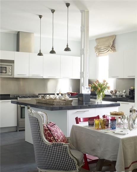 Pelan Reka Bentuk Dapur Kecil