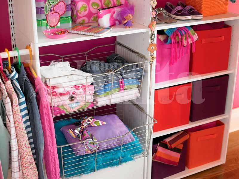 Menyusun atur pakaian dan barang peribadi di dalam almari kadangkala boleh menjadi tugas yang agak rumit juga Tambahan lagi kalau anda mempunyai banyak