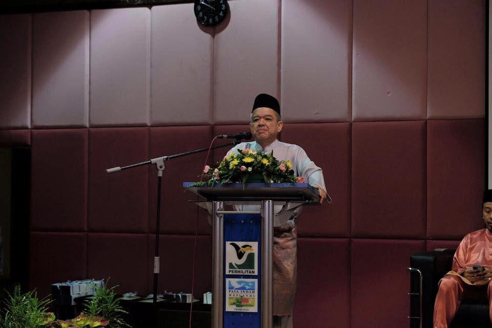 Susun atur Hari Raya Di Pejabat Terhebat Majlis Meraikan Pesara Dan Jamuan Hari Raya Jabatan Perhilitan 2016