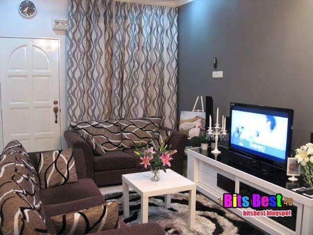 Susun atur Sioca Deko Ruang Tamu Rumah Teres Bernilai Deco Ruang Tamu Rumah Teres Kos Rendah Bits Best Hiasan