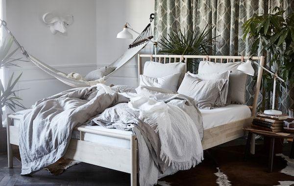 3 bilik tidur yang direka bentuk untuk memulakan hari anda dengan ceria