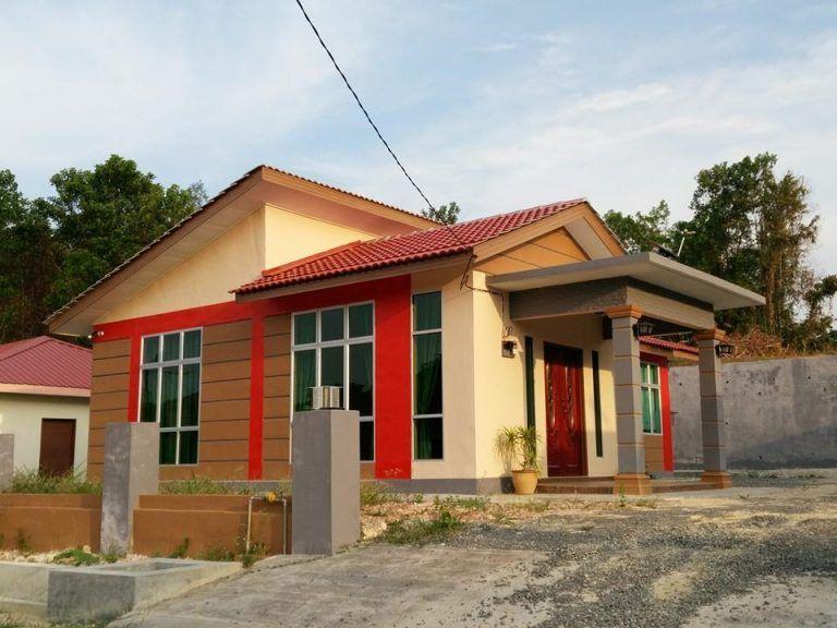 Susun atur Menarik Bilik Tidur Rumah Flat Menarik Pada Harga Rm100 000 anda Sudah Boleh Bina Banglo Moden 3 Bilik Ini