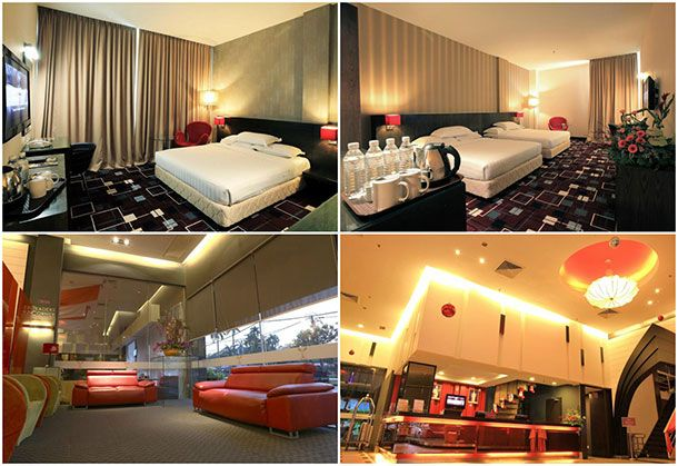 SSL Traders Ipoh Hotel Room Image