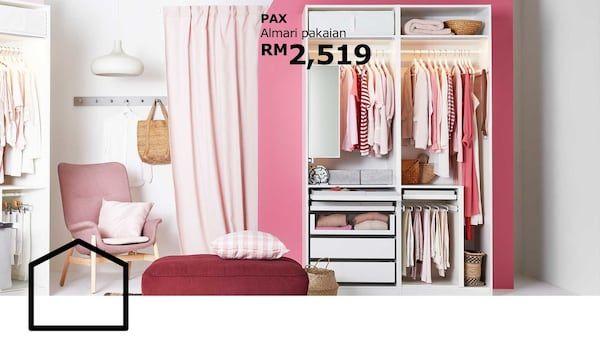 Idea hiasan IKEA
