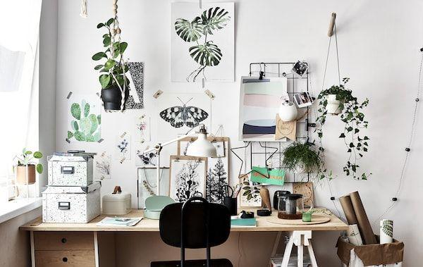 Susun atur Menarik Luar Rumah Bermanfaat Idea Untuk Memperibadikan Pejabat anda Ikea Singapura Ikea