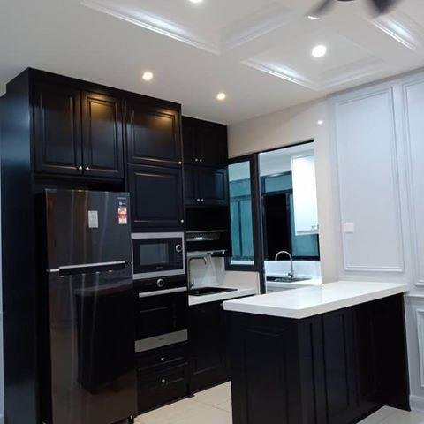 Susun Atur Menarik Ruang Dapur