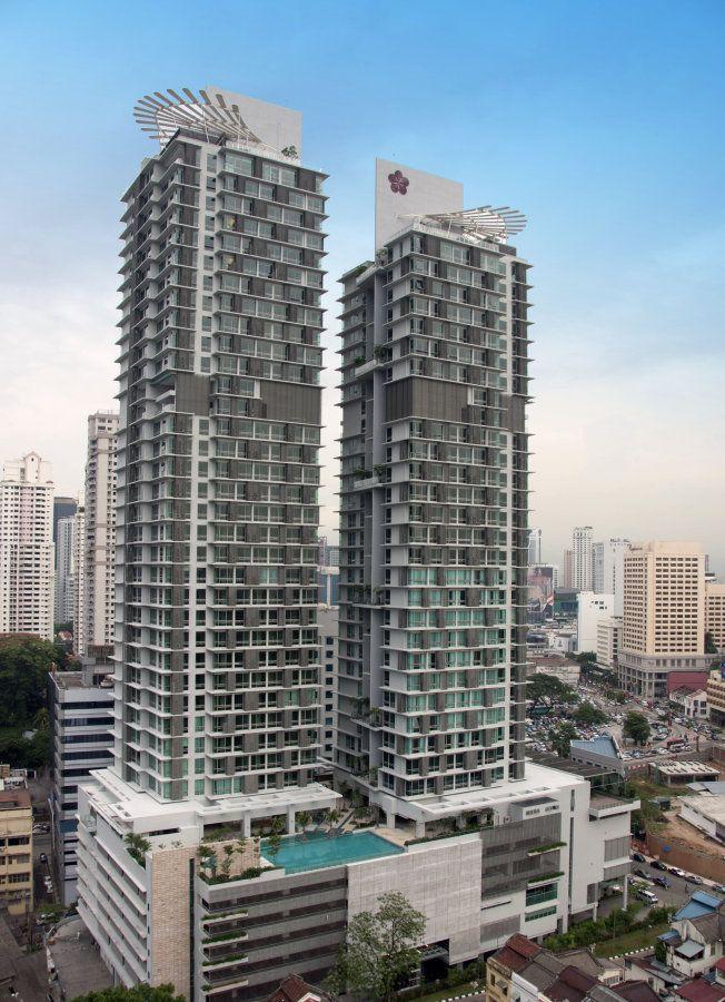 Susun atur Menarik Rumah Apartment Bernilai Swiss Garden Residences Bukit Bintang Kuala Lumpur Kuala Lumpur