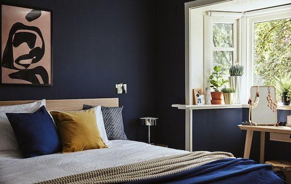 Susun atur Menarik Rumah Barang Ikea Berguna Petua Untuk Menyusun Bilik Tidur Yang Santai