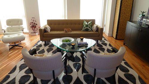 Susun atur Menarik Rumah Flat Kos Rendah Bernilai Idea Segera Dekorasi Ruang Tamu