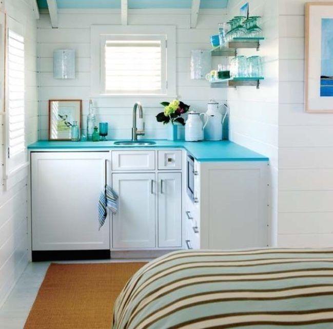20 Inspirasi Rekabentuk Dapur Kecil Yang Menarik
