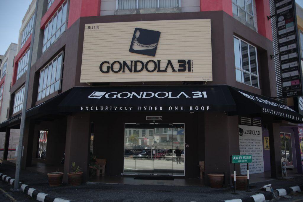 GONDOLA 31 Butik Vendor Terbesar di Perak dan Wilayah Utara Suara Perak