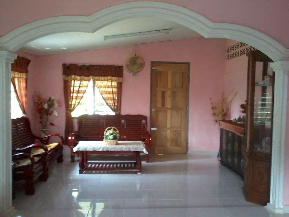 Deko Rumah Kampung Berguna Miss Loly Susun atur Ruang Tamu