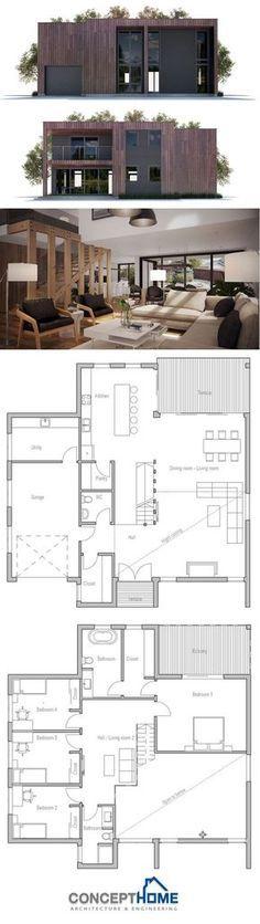 House Plan CH299
