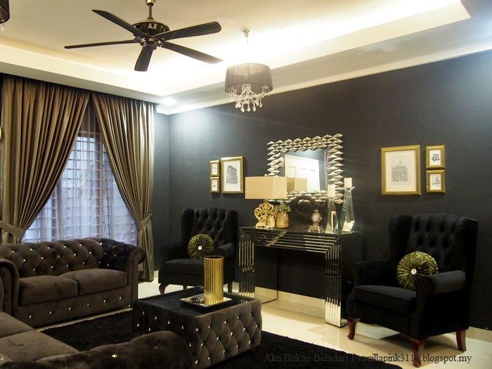 Susun atur Menarik Rumah Sederhana Power Aku Bukan Bidadari Susun atur Ada Apa Dengan Belakang sofa