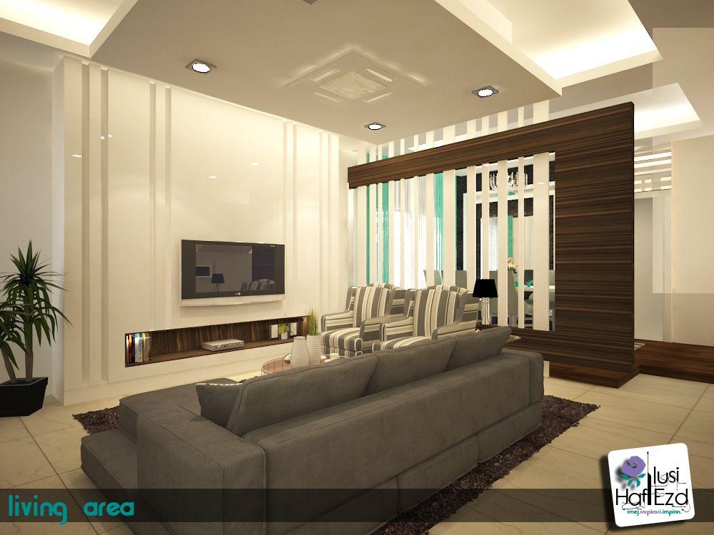 Susun atur Menarik Siling Rumah Power Airaniez S Life Tips Rekaan Kabinet Tv Tv Cabinet Design Tips