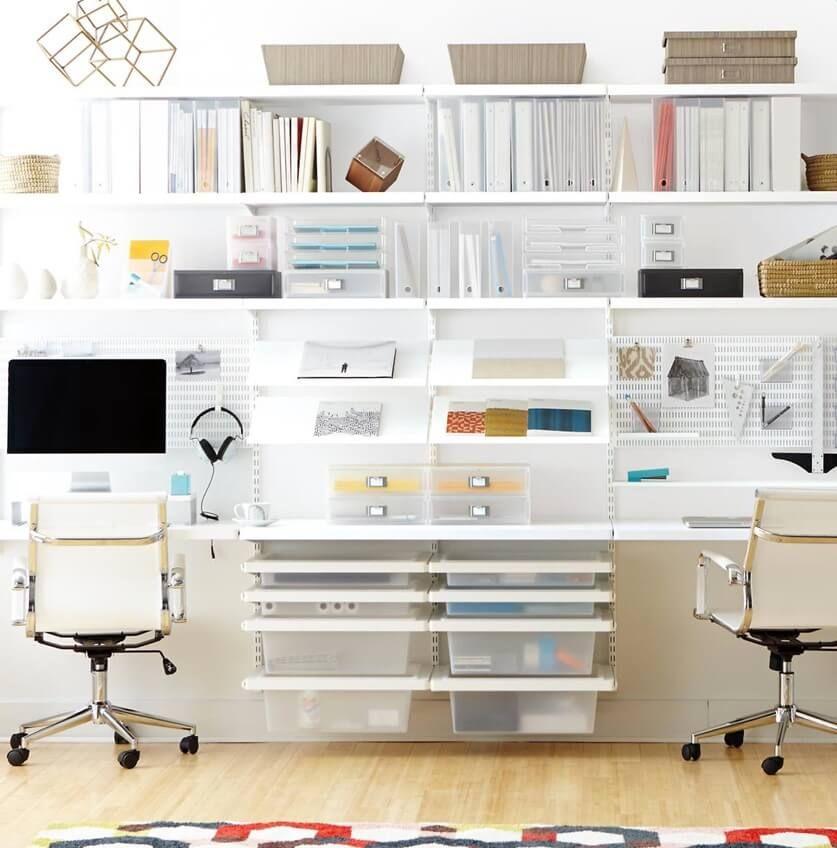Susun atur Ruang Tamu Simple Terhebat Ikut 6 Langkah Mudah Ini Design Pejabat Mini Yang Selesa Di Kediaman