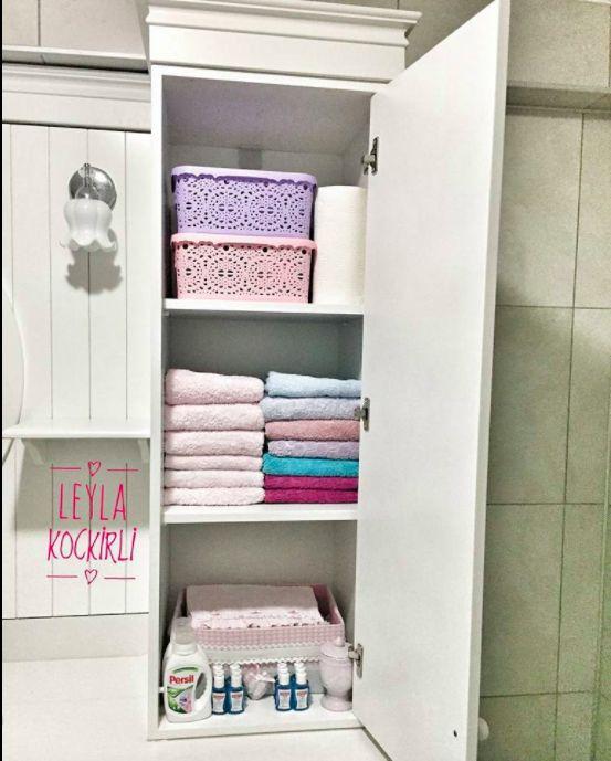 Susun atur Rumah Kecil Berguna Jom Cuba 11 Idea Simpan Dan Susun Barang Keperluan Rumah Ini Supaya