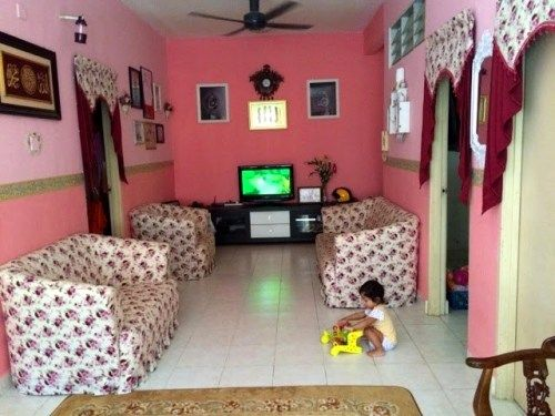Susun Atur Ruang Tamu Rumah Kecil